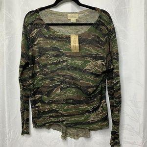 Denim And Supply Ralph Lauren Camouflage sweater